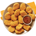 nugget de pollo crujientes