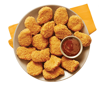 Nuggets pollo crujientes