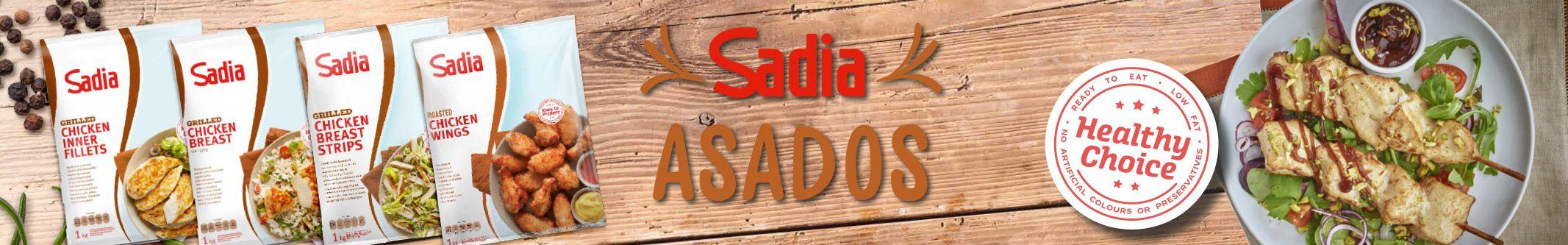 Sadia Asados foodservice