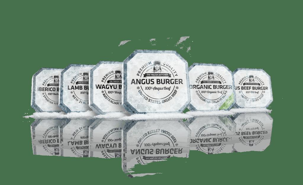 hamburguesa natural the frozen butcher