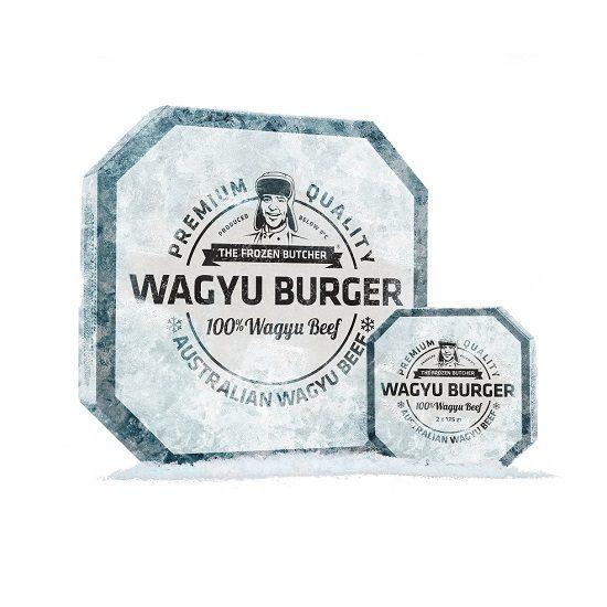 Hamburguesa Wagyu australia cajas