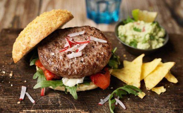 receta hamburguesa de Wagyu