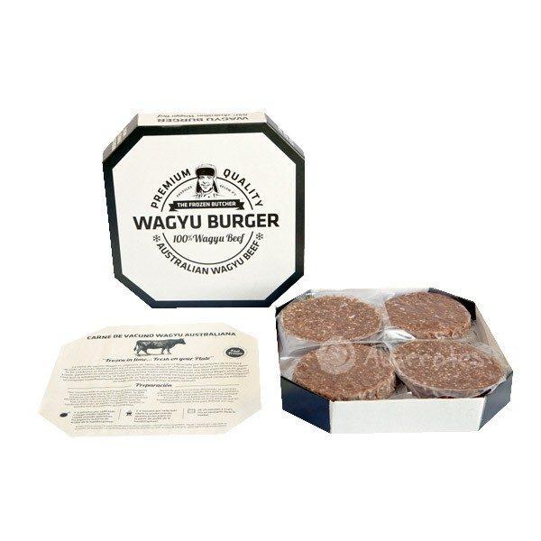 HAmburguesa Wagyu Foodservice