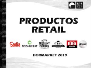 Catálogo productos supermercados