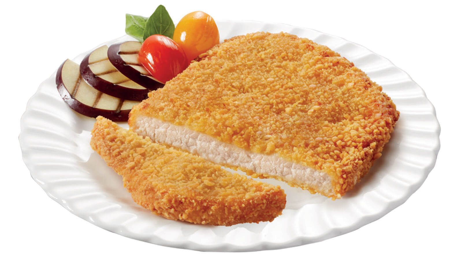 CUBOX Grand milanesa de pollo