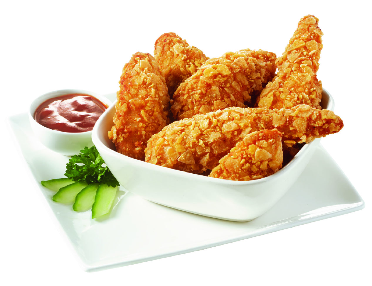 CUBOX Fingers de pollo crocantes