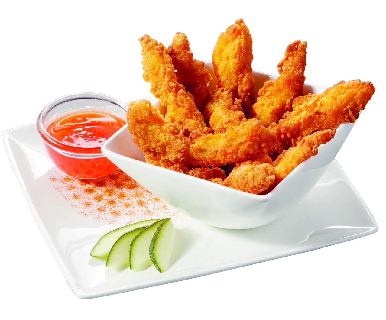 CUBOX Bandidos fingers de pollo crocantes