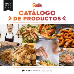 Carálogo foodservice sadia pollo