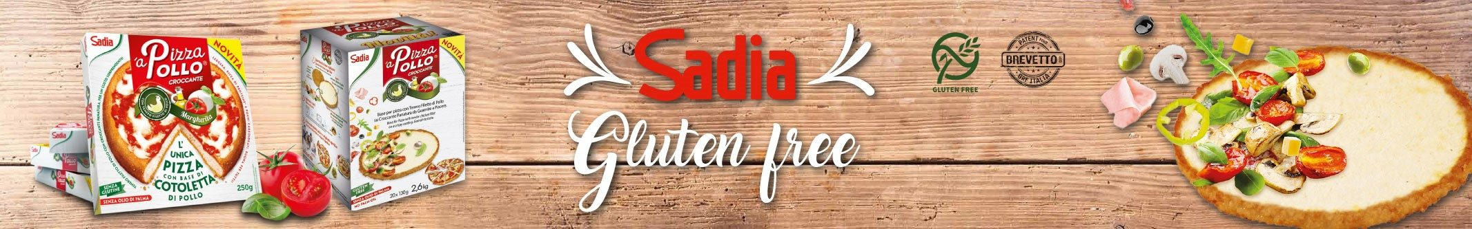 Sadia PIZZA POLLO foodservice