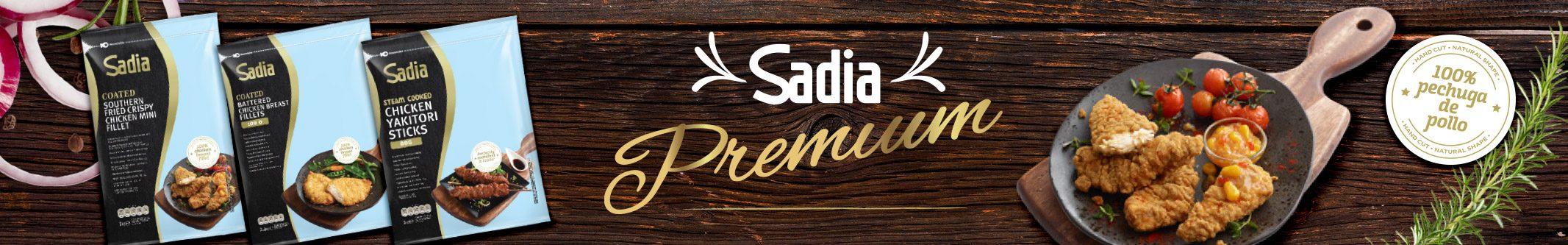 Sadia premium foodservice