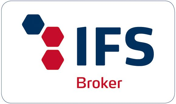 IFS broker logotipo