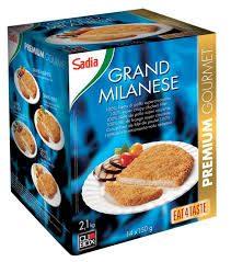 milanesa de pollo grand milanese