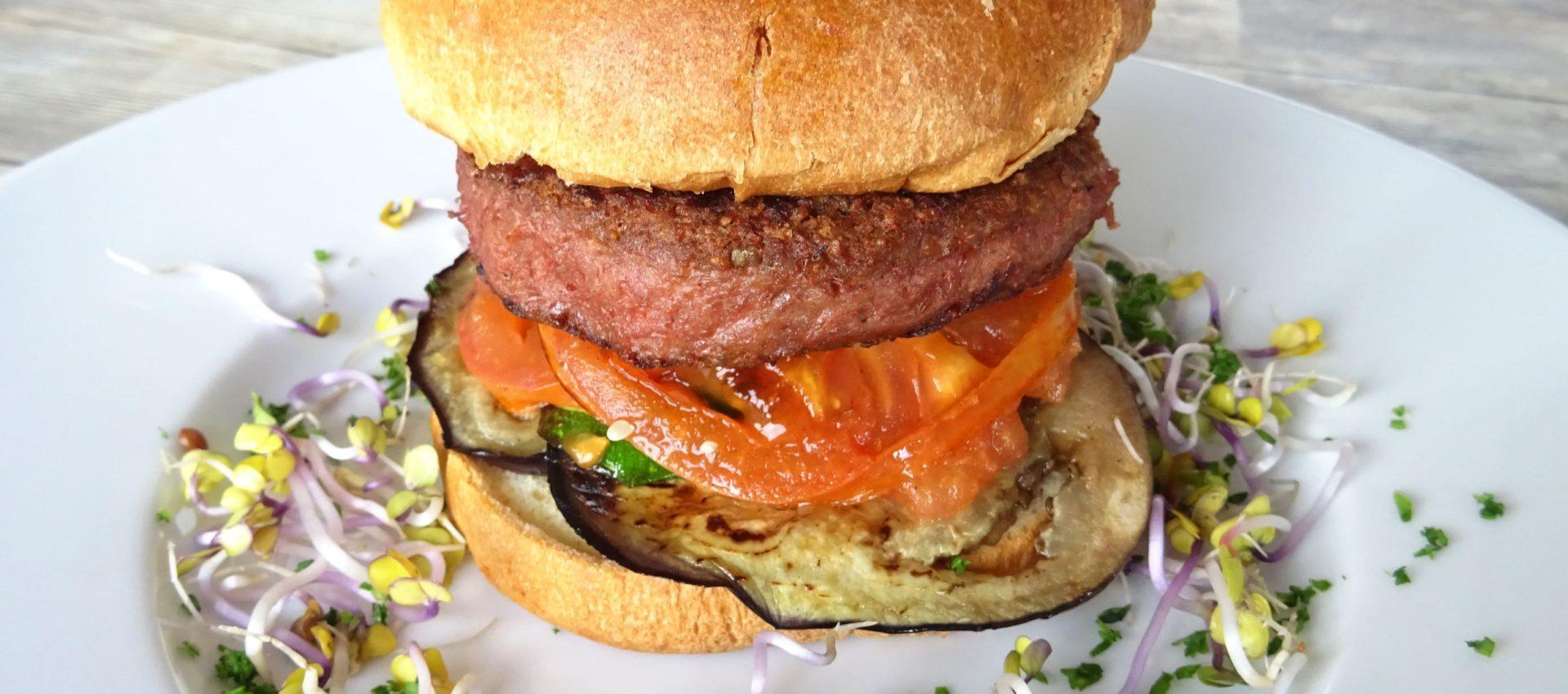 receta hamburguesa beyond burger