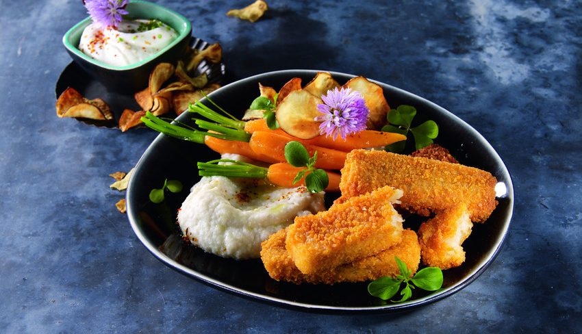 Varitas imitación pescado veganas