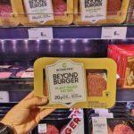 Beyond burger retail el corte ignles