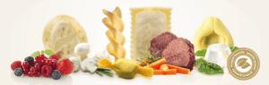pasta fresca congelada Hilcona