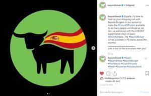 beyond meat instagram