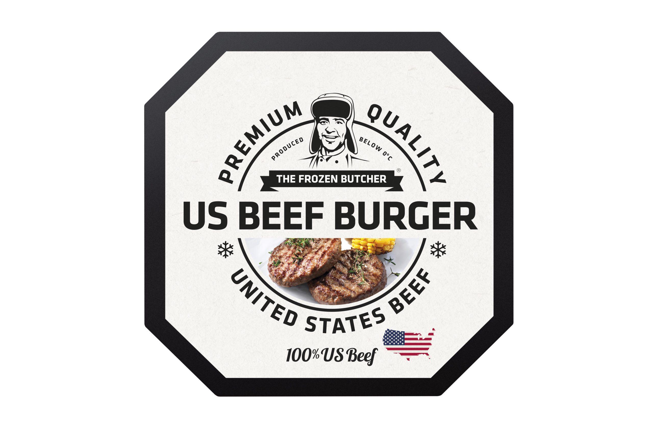 FrozenButcher_US Beef burger