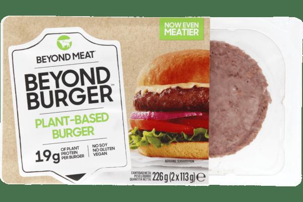 hamburguesa beyond meat bormarket