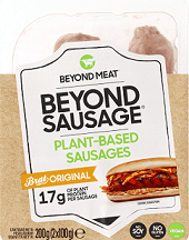 salchicha beyond meat