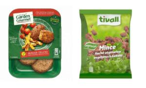productos congelados vegetarianos y veganos