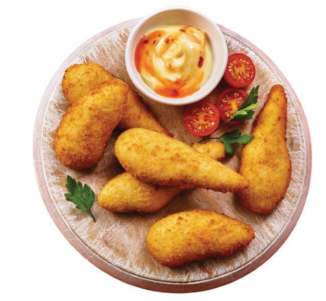 CUBOX Bandidos fingers de pollo crocantes
