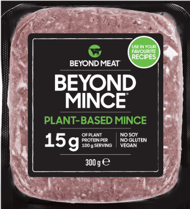 carne picada beyond meat