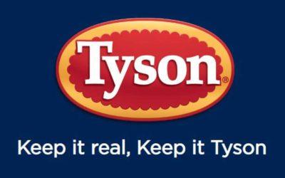 Tyson Foods lanza la marca Tyson® en el mercado europeo de Foodservice de la mano de Bormarket