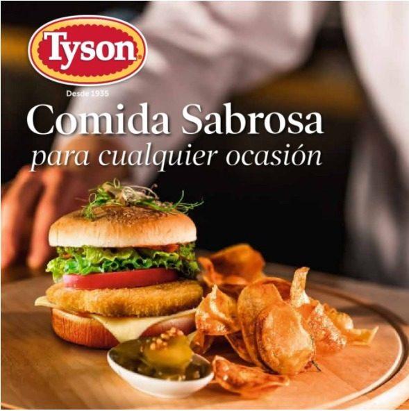 Catálogo tyson food